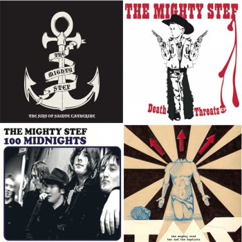 THE MIGHTY STEF - CD-Paket